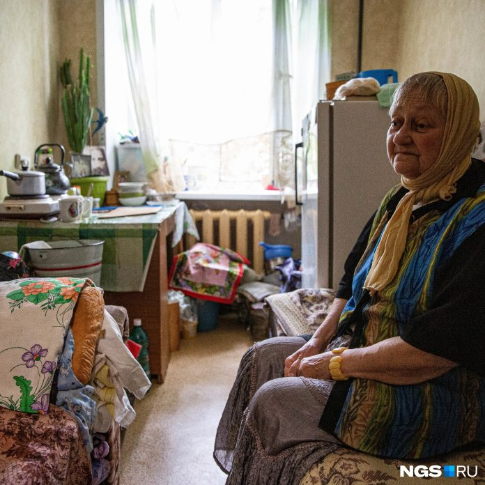Little life: as a woman with a deadly disease lives with her daughter in eight square meters