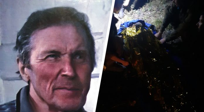 On the edge of the forest near Novosibirsk three days later found the missing 80-year-old pensioner — what happened to him