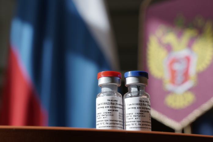 The world's first vaccine against COVID-19 registered in Russia