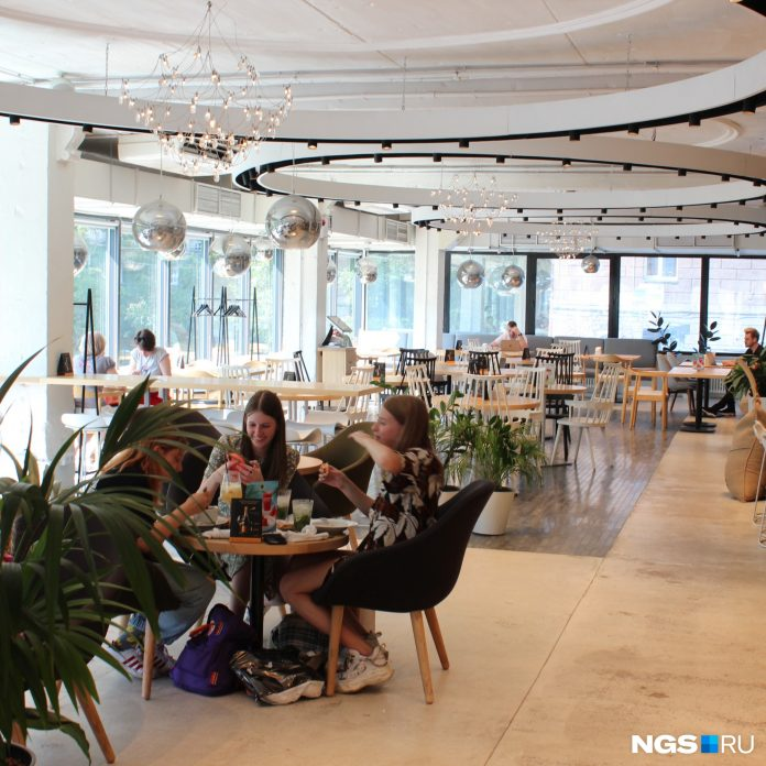 What number in Novosibirsk will be opened restaurants and pools, the Governor signed document